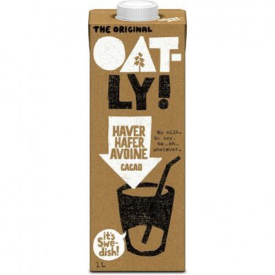 Oatly Haverdrank cacao