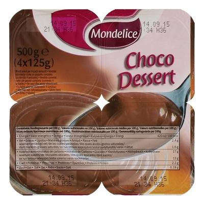 Mondelic Dessert Chocolade
