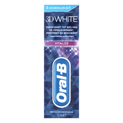 Oral-B Vitalize tandpasta