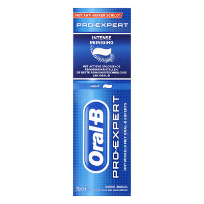 Oral-B Pro-expert tandpasta intense reiniging