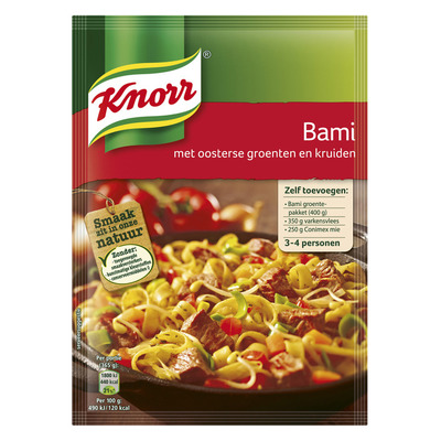 Knorr Mix bami