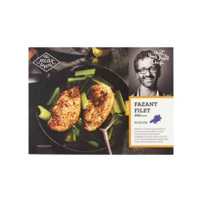 The Meat Lovers Fazant Filet 2 Porties