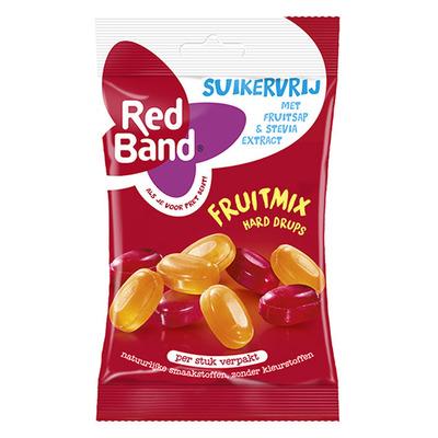 Red Band Suikervrij hard drups