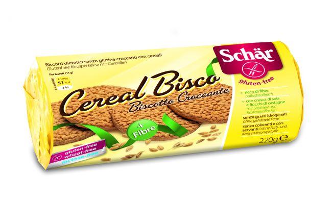 Schär cereal biscuit 220 gram