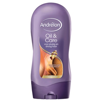 Andrelon Oil & Care intensieve conditioner 300 ml.