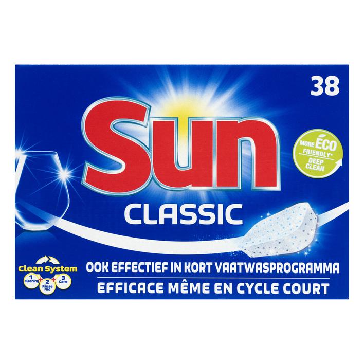 Sun Classic vaatwastabletten normaal
