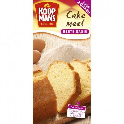 Koopmans Cakemeel voor 2 cakes