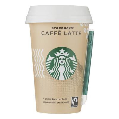Starbucks Chilled classic caffè latte
