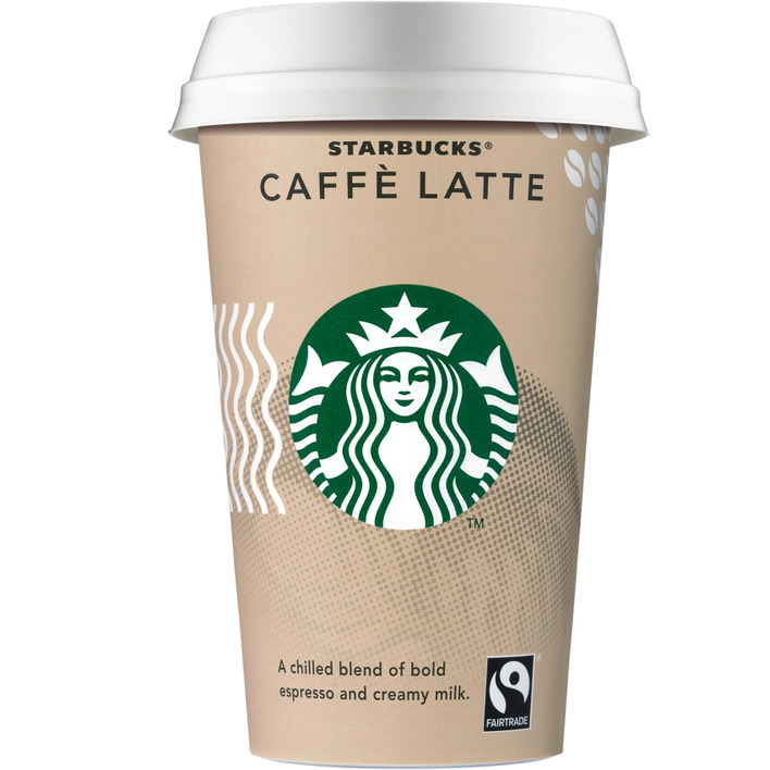 Starbucks Chilled classic caffè latte