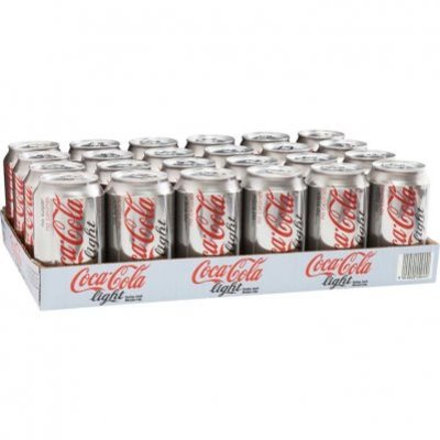 Coca-Cola Light tray
