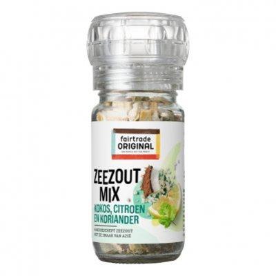 Fairtrade Original Zeezout mix kokos-citroen