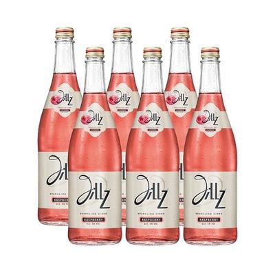 Jillz raspberry cider fles 6 x 75 cl