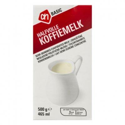 Budget Huismerk Halfvolle koffiemelk