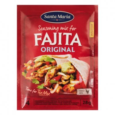 Santa Maria Fajita seasoning mix