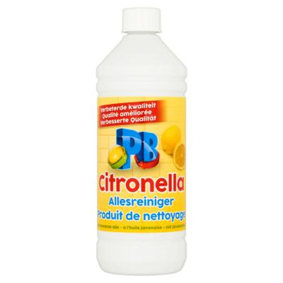PB Citronella Allesreiniger met Javaanse Olie