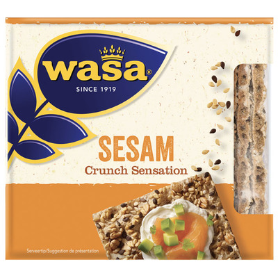 Wasa Crunch sensation sesam
