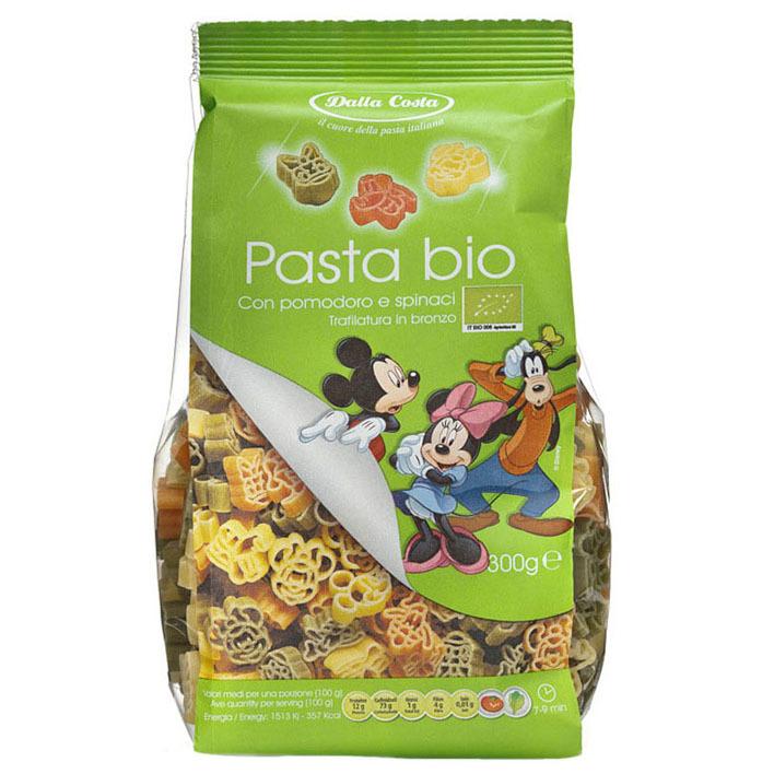 Dalla Costa Pasta Disney tricolore