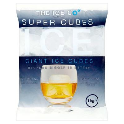 The Ice Co Premium super ijsblokjes