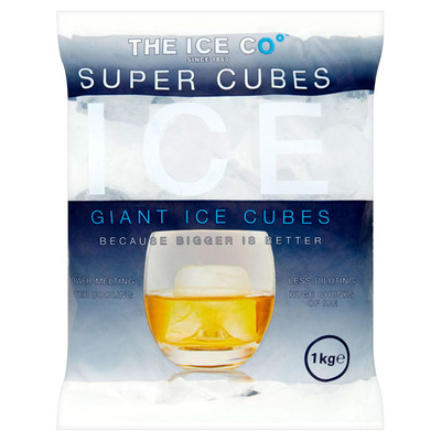 The Ice Co Premium super ijsblokjes