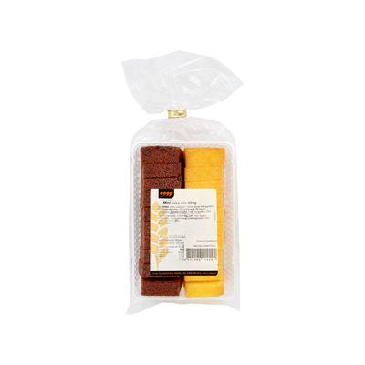 Huismerk Cake Mini Chocolade-naturel