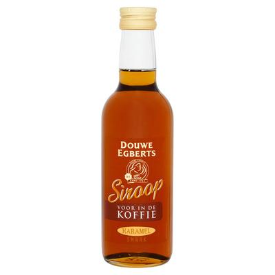 Douwe Egberts Karamel koffiesiroop