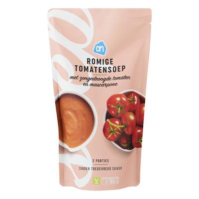 Huismerk Romige tomatensoep