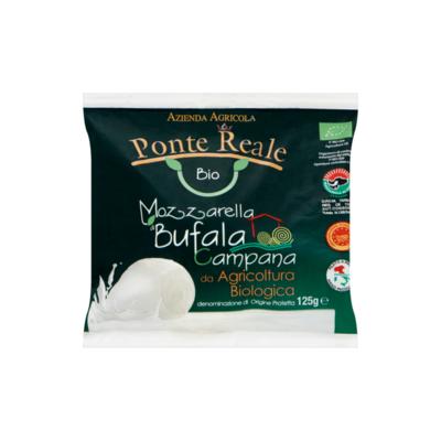 Azienda Agricola Ponte Reale Bio Mozzarella di Bufala Campana