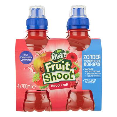 Robinsons Fruit shoot rood fruit 0% suiker
