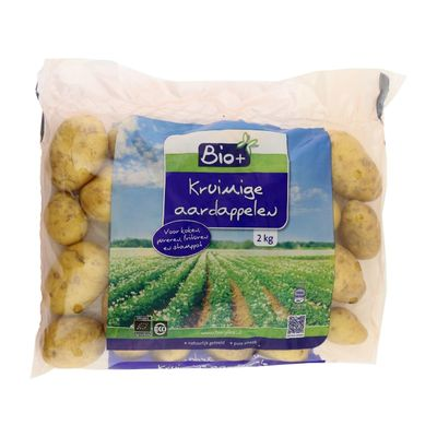 Bio+ Kruimige Aardappelen
