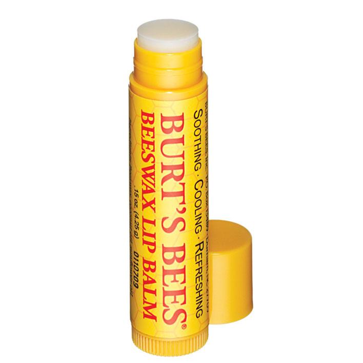 Burt's Bees Beeswax lip balm stick