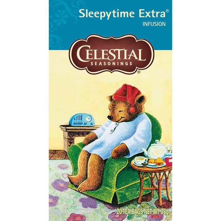 Celestial Seasonings Sleepytime extra tea 1-kops