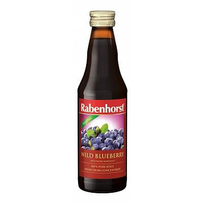 Rabenhorst Bosbessen 100 Bio