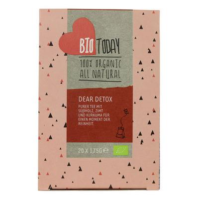 BioToday Dear detox tea