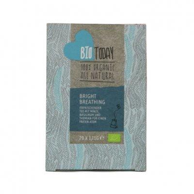 BioToday Bright breathing tea