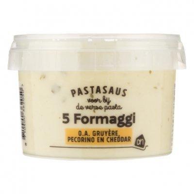 Huismerk Verse pastasaus formaggi