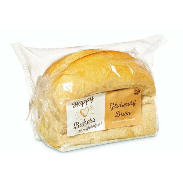 glutenvrij brood bruin