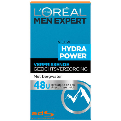L'Oréal Men hydra power gezichtscrème