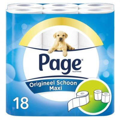 Page Origineel schoon maxi toiletpapier