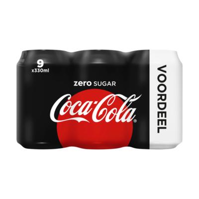 Coca-Cola Zero Sugar Voordeel