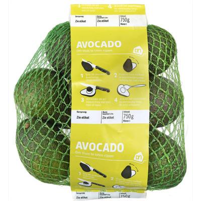 Huismerk Avocado's