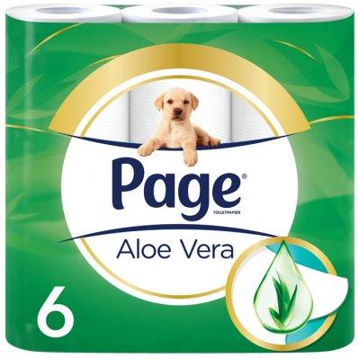 Page Aloë vera toiletpapier 3-laags