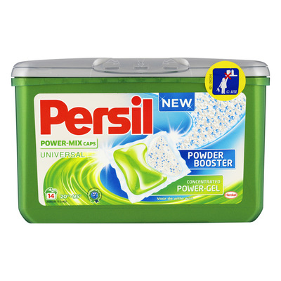 Persil Power-mix caps wasmiddel universal