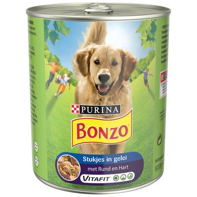 Bonzo Rund en hart