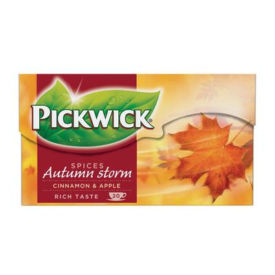 Pickwick Herfststorm zwarte thee