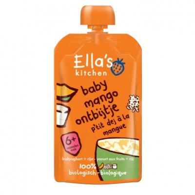 Ella's Kitchen Baby mango ontbijtje 6+ mnd