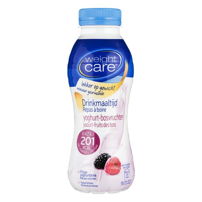 Weight Care Drinkmaaltijd yoghurt-bosvruchten