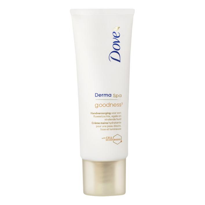 Dove Handcrème dermaspa goodness3
