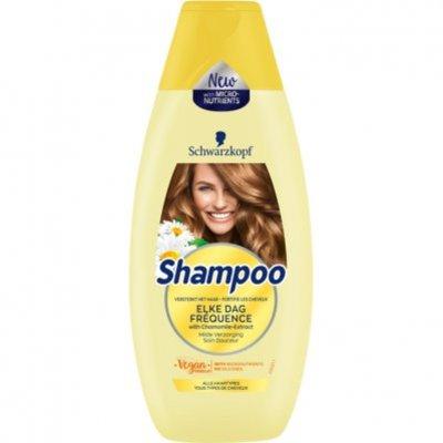 Schwarzkopf Shampoo elke dag