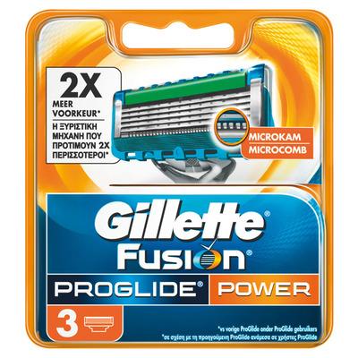 Gillette Fusion5 scheersysteem + mesje