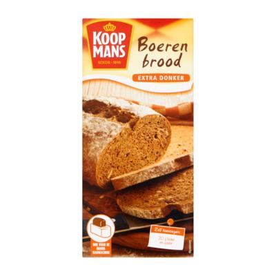 Koopmans Boerenbrood Extra Donker